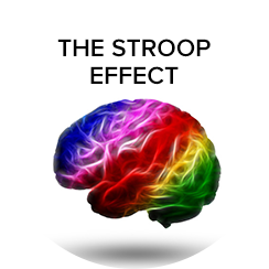 automaticity and the stroop effect The stroop test papers were typed in microsoft office word and incorporated 36 words in two columns one congruent and one incongruent the colors used were blue, orange, red, black, green, and yellow.